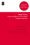 Jacket Image For: Dead Firms