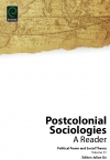 Jacket Image For: Postcolonial Sociologies
