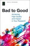 Jacket Image For: Bad to Good