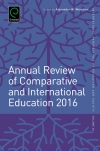 Jacket Image For: Annual Review of Comparative and International Education 2016
