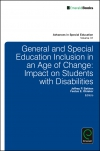 Jacket Image For: General and Special Education Inclusion in an Age of Change
