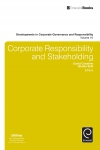 Jacket Image For: Corporate Responsibility and Stakeholding