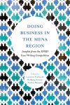 Jacket Image For: Doing Business in the MENA Region