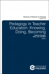 Jacket Image For: Pedagogy in Teacher Education