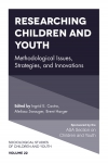 Jacket Image For: Researching Children and Youth