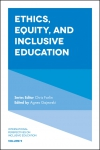 Jacket Image For: Ethics, Equity, and Inclusive Education