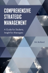 Jacket Image For: Comprehensive Strategic Management