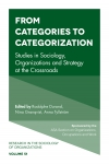 Jacket Image For: From Categories to Categorization
