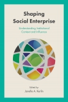 Jacket Image For: Shaping Social Enterprise