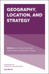 Jacket Image For: Geography, Location, and Strategy