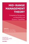 Jacket Image For: Mid-Range Management Theory