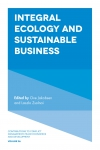 Jacket Image For: Integral Ecology and Sustainable Business