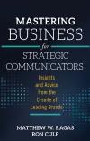 Jacket Image For: Mastering Business for Strategic Communicators