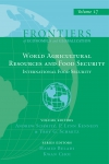 Jacket Image For: World Agricultural Resources and Food Security