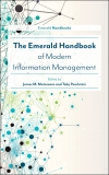 Jacket Image For: The Emerald Handbook of Modern Information Management