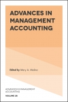 Jacket Image For: Advances in Management Accounting