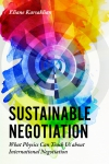 Jacket Image For: Sustainable Negotiation