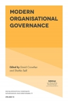 Jacket Image For: Modern Organisational Governance