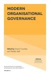Jacket Image For: Modern Organisational Governance