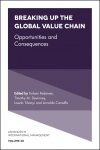 Jacket Image For: Breaking up the Global Value Chain