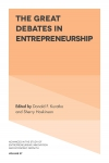 Jacket Image For: The Great Debates in Entrepreneurship