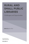 Jacket Image For: Rural and Small Public Libraries