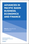 Jacket Image For: Advances in Pacific Basin Business, Economics and Finance