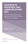 Jacket Image For: Advances in Industrial and Labor Relations, 2017