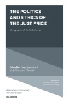 Jacket Image For: The Politics and Ethics of the Just Price