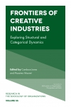 Jacket Image For: Frontiers of Creative Industries
