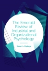 Jacket Image For: The Emerald Review of Industrial and Organizational Psychology