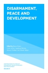 Jacket Image For: Disarmament, Peace and Development