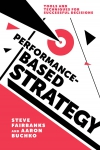 Jacket Image For: Performance-Based Strategy