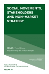 Jacket Image For: Social Movements, Stakeholders and Non-Market Strategy