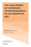 Jacket Image For: The Challenges of Corporate Entrepreneurship in the Disruptive Age