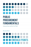 Jacket Image For: Public Procurement Fundamentals