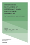 Jacket Image For: Underserved Populations at Historically Black Colleges and Universities