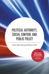 Jacket Image For: Political Authority, Social Control and Public Policy