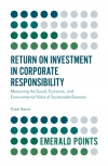Jacket Image For: Return on Investment in Corporate Responsibility