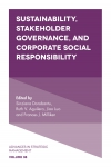 Jacket Image For: Sustainability, Stakeholder Governance, and Corporate Social Responsibility