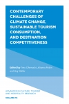 Jacket Image For: Contemporary Challenges of Climate Change, Sustainable Tourism Consumption, and Destination Competitiveness