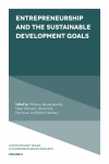 Jacket Image For: Entrepreneurship and the Sustainable Development Goals