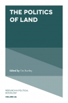 Jacket Image For: The Politics of Land