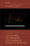 Jacket Image For: Tools and Techniques for Financial Stability Analysis