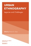 Jacket Image For: Urban Ethnography