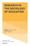 Jacket Image For: Research in the Sociology of Education