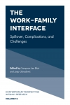 Jacket Image For: The Work-Family Interface