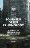 Jacket Image For: Southern Green Criminology