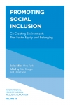 Jacket Image For: Promoting Social Inclusion