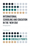 Jacket Image For: International Schooling and Education in the 'New Era'